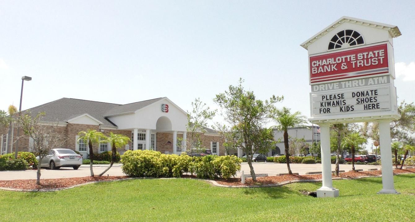 Charlotte State Bank & Trust Punta Gorda location 1