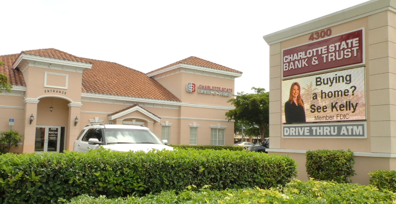 Charlotte State Bank & Trust North Port Office 1