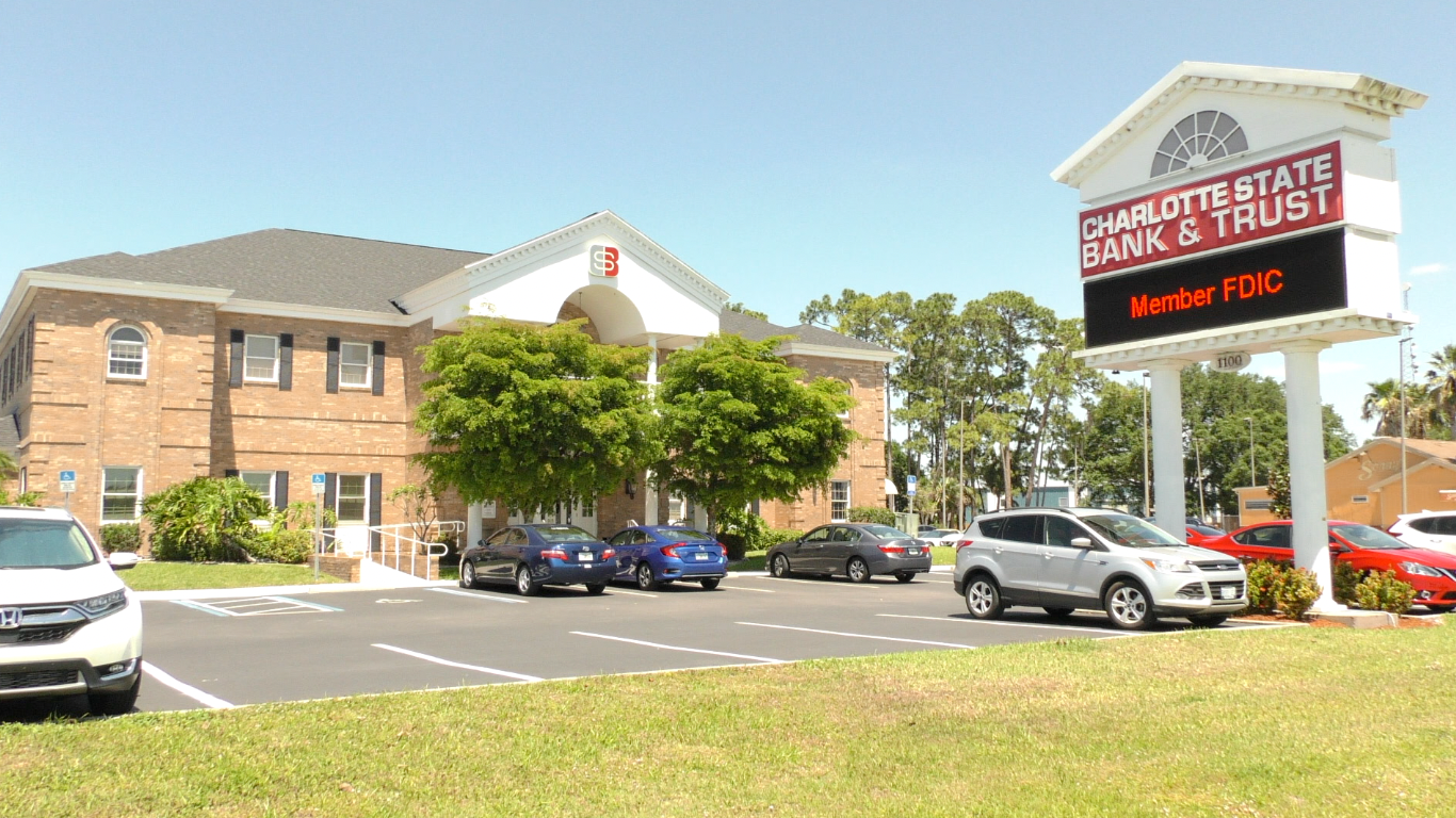 charlotte State bank and trust murdock office location